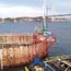 Forth Croossing Escocia. Jet Grouting Off Shore
